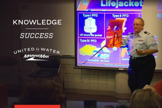 MarineMax Classes and Seminars
