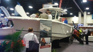 Boston Whaler 330 Outrage 2