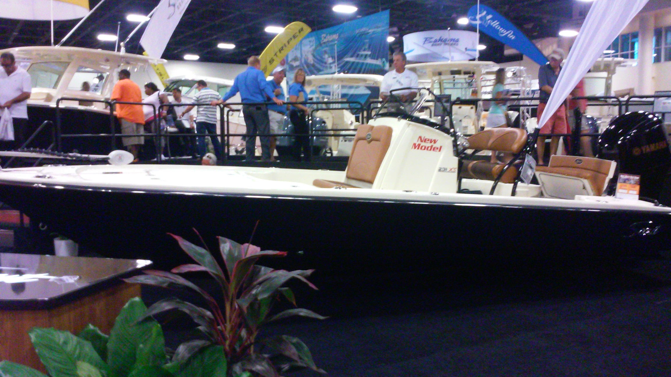 Scout Xs Dc Boat Show 2016